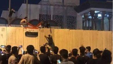 Photo of В Ираке пять человек погибли при нападении на консульство Ирана