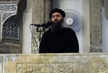 Photo of Turkey announces arrest of al-Baghdadi's sister