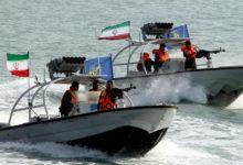 Photo of الحرس الثوري الإيراني يحتجز سفينة في الخليج العربي