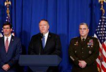 """Photo of تحذير أمريكي لإيران.. """"إجراءات إضافية إذا لزم الأمر"""""""