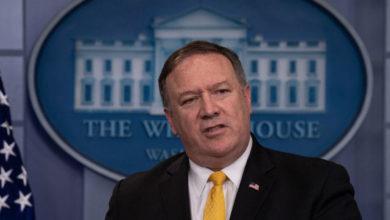 Photo of بومبيو: سنرد بحزم على وفاة أي أميركي بسجون إيران