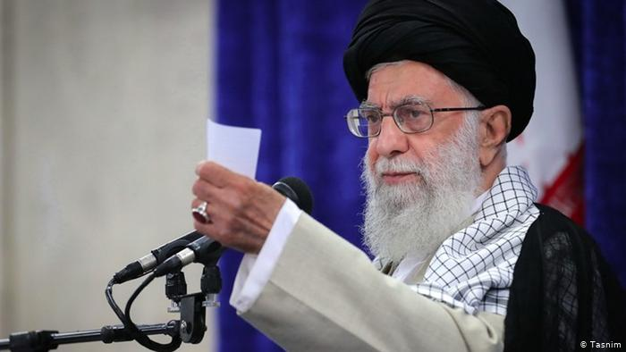 Photo of Iran's Khamenei defends Revolutionary Guard in Friday sermon