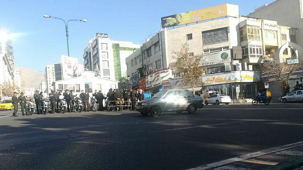 Photo of Turmoil at memorial for man killed in Iran protests