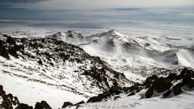 Photo of ۴۰۰ کوهنورد از ۱۰ کشور جهان به ساوالان صعود میکنند