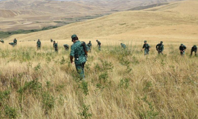 Photo of Azərbaycan-İran sərhədində silahlı insident