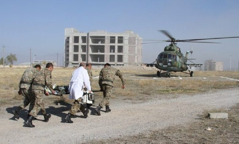Photo of İşğalçı ordu Qarabağda itki verdi: 1 ölü, 1 yaralı