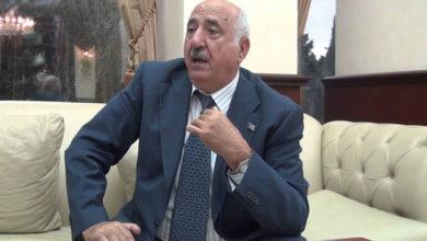 Photo of Milli Məclisin deputatı Yevda Abramov vəfat edib.