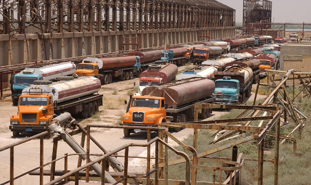 Photo of 21 مليار دولار.. إيران تهرب النفط عبر عملاءها في العراق