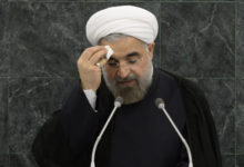 """Photo of روحاني: دول الجوار لا تسلمنا أموالنا بسبب """"التهديد الأميركي"""""""