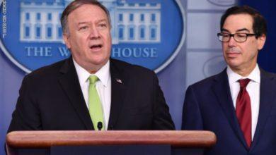 """Photo of عقوبات أميركية جديدة تستهدف """"قلب"""" أجهزة الأمن الإيرانية"""