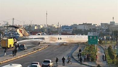 Photo of جزئیات تازه از خروج هواپیمای مسافربری تهران – ماهشهر از باند فرودگاه