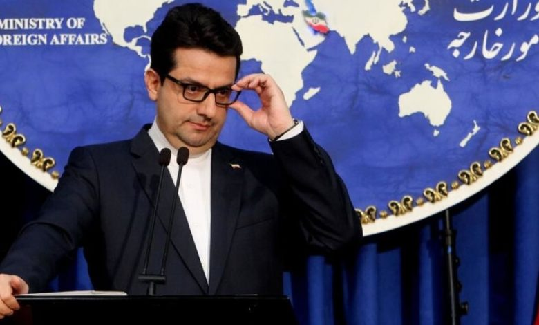 Photo of سخنگوی وزارت خارجه ایران: مذاکره زیر سایه تهدید را نمیپذیریم