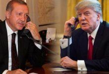 Photo of گفتوگوی تلفنی رجب طیب اردوغان و دونالد ترامپ درباره تحولات لیبی