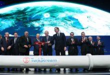 Photo of «جریان تورک» خط لوله انتقال گاز روسیه به ترکیه افتتاح شد