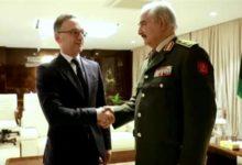 Photo of وزیر خارجه آلمان: «خلیفه حفتر» با آتش بس لیبی موافقت کرد