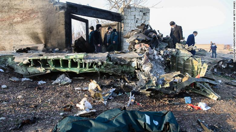 Photo of Iran says Ukrainian passenger plane was shot down unintentionally in fear of US aggression