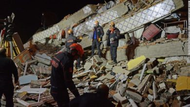 Photo of At least 21 dead, more than 1032 injured in Turkey earthquake