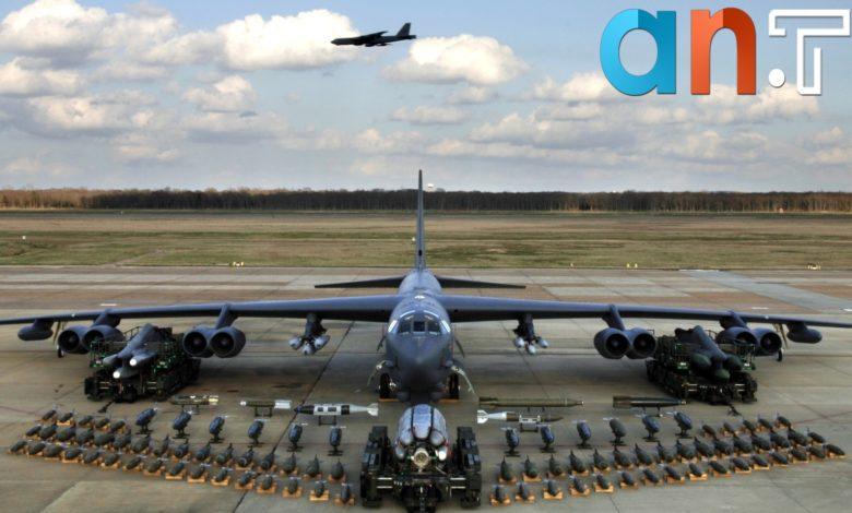 Photo of ABŞ B-52 bombardmançılarını İrana yaxınlaşdırdı, eyni vaxtda 52 F-35 qırıcısı havaya qaldırıldı