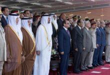 Photo of افتتاح بزرگترین پایگاه نظامی خاورمیانه در مصر+ تصاویر
