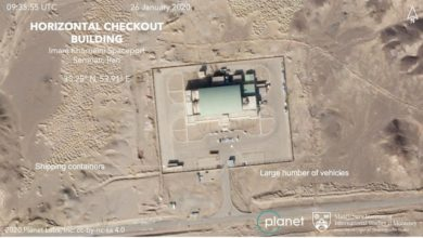Photo of Iran claims site for satellite launch but US links to ballistic missiles