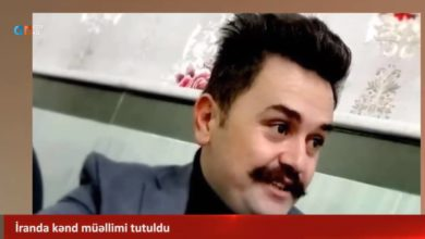 Photo of Milli fəal Höccət İmami Sayınqla şəhərində tutuqlanıb
