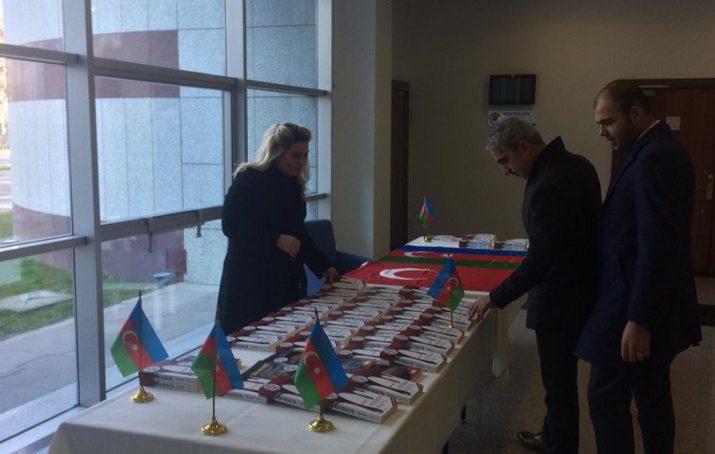 """Photo of Türkiyədə Dünyada sülh: Qarabağ Azərbaycandır"""" layihəsinin açılışı keçirilib"""