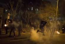 Photo of Iran: protests and teargas as public anger grows over aircraft downing
