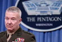 Photo of الجنرال الأمريكي ماكينزي يزور بغداد لأول مرة منذ اغتيال سليماني