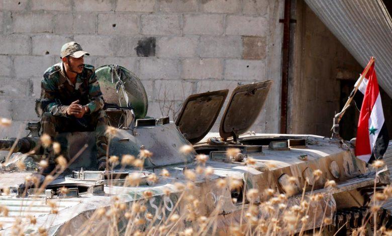 Photo of کشته شدن ٣٧ تن از نیروهای بشار اسد در استان ادلب سوریه
