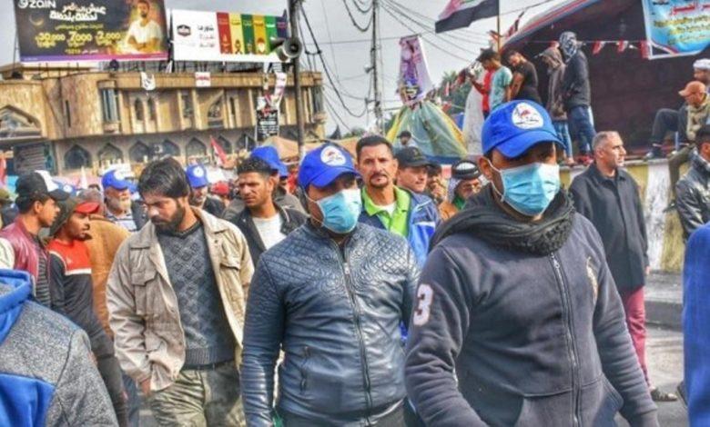 Photo of اعتراضات عراق| درگیریها میان معترضان مردمی و کلاه آبیهای طرفدار مقتدی صدر