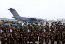 Photo of دولت چین ٢۶۰۰ پزشک نظامی را به شهر «ووهان» برای مقابله با کروناویروس اعزام کرد