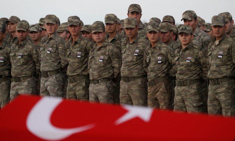 Photo of ۴ سرباز ترکیه در «ادلب» شهید شدند