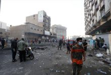 Photo of زخمی شدن ٢٢ نیروی امنیتی عراق در جریان اعتراضات امروز بغداد