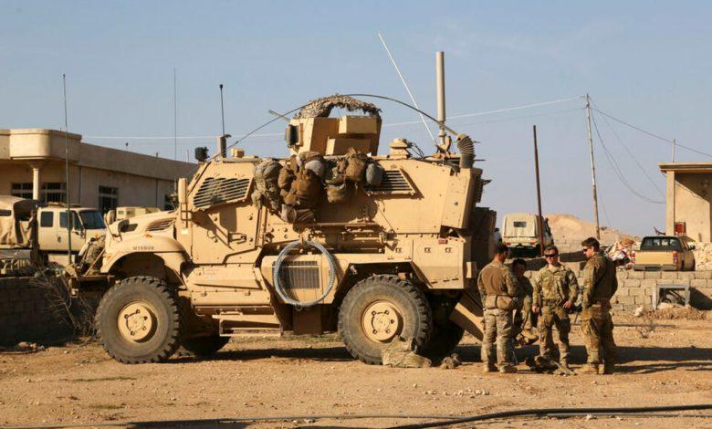 Photo of حمله موشکی به پایگاه آمریکایی K-۱ در شمال کرکوک عراق