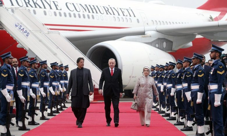 Photo of رجب طیب اردوغان وارد اسلامآباد پایتخت پاکستان شد