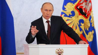 Photo of ابراز تمایل پوتین برای بهبود روابط با ایالات متحده آمریکا
