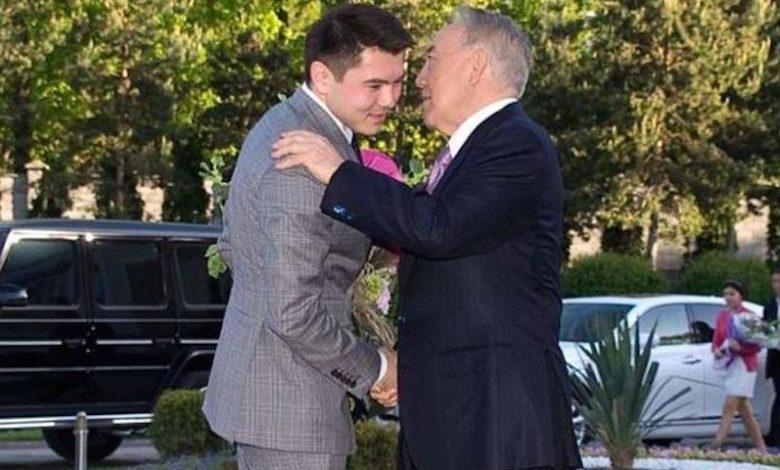 Photo of نوه رئیسجمهور پیشین قزاقستان درخواست پناهندگی سیاسی به انگلیس داد