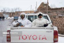 Photo of برف و سرمای شدید در مناطق زلزلهزده آذربایجانغربی+ گزارش تصویری