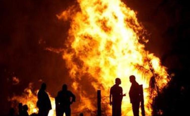Photo of انفجار خط لوله گاز مصر-اسرائیل توسط افراد مسلح ناشناس