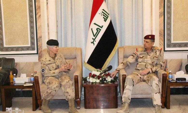 Photo of توافق ارتش عراق و ناتو بر سر گسترش فعالیتها