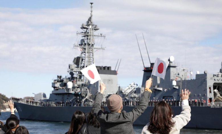 Photo of ژاپن ناو جنگی «تاکانامی» را راهی خاورمیانه کرد