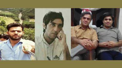 Photo of انتقال ۴ تن از فعالین حرکت ملی آذربایجان به زندان مرکزی تبریز