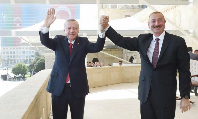 Kenwood Kenon tražio podršku Erdoana za reformu izbornog zakona u BiH Ilham-Erdogan-780x470