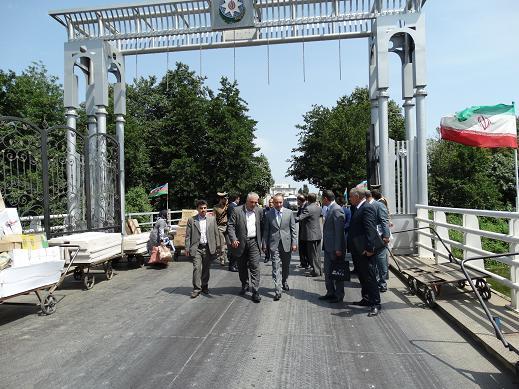 Photo of Azerbaijan strengthens control on Iranian border