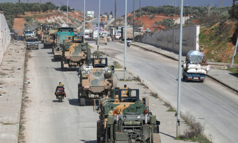 Photo of Turkish Defence Ministry: 55 Syrian servicemen 'neutralized'