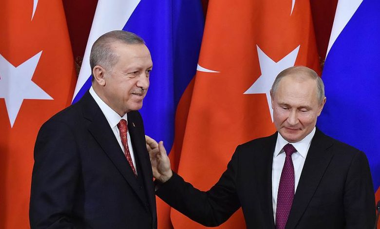 Photo of Erdogan plans to visit Russia on 5 March