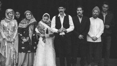 """Photo of """"Apardı sellər Saranı"""" əsəri Təbrizdə səhnələşdirildi"""