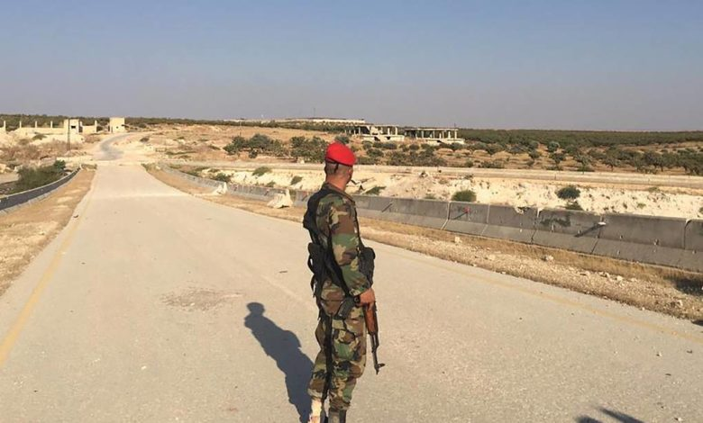 Photo of Syrian troops regain full control over Aleppo-Damascus highway