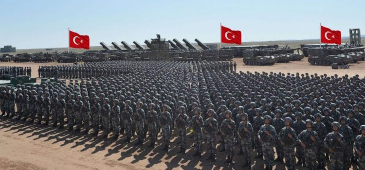 Photo of At Least 16 Turkish servicemen die in clashes in Tripoli
