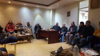 Photo of Urmu Yazarlar Birliyinin toplantısı keçirildi